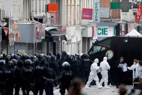 Kẻ chủ mưu vụ khủng bố Paris có thể đã bị cảnh sát tiêu diệt 3