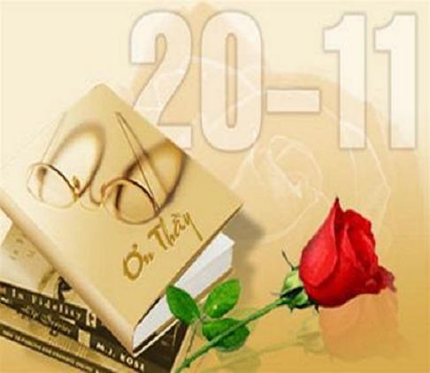 Những lời chúc ngày 20/11 hay và ý nghĩa nhất  2