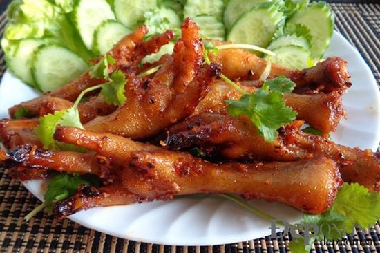 Chân gà nướng và nguy cơ tiềm ẩn đối với sức khỏe 1
