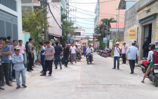 Nổ súng ở Đà Nẵng, người đàn ông ngoại quốc trúng đạn 1