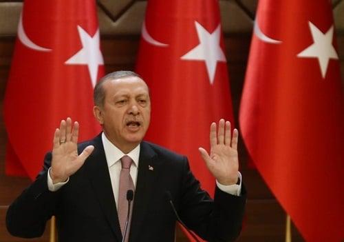 Tổng thống Thổ Nhĩ Kỳ hối tiếc vì hành động bắn rơi máy bay Nga 1