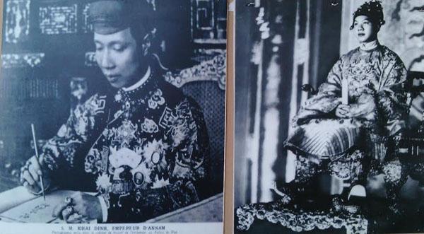 Hình ảnh Chiêm ngưỡng bút tích của các hoàng đế triều đại cuối cùng ở Việt Nam số 1