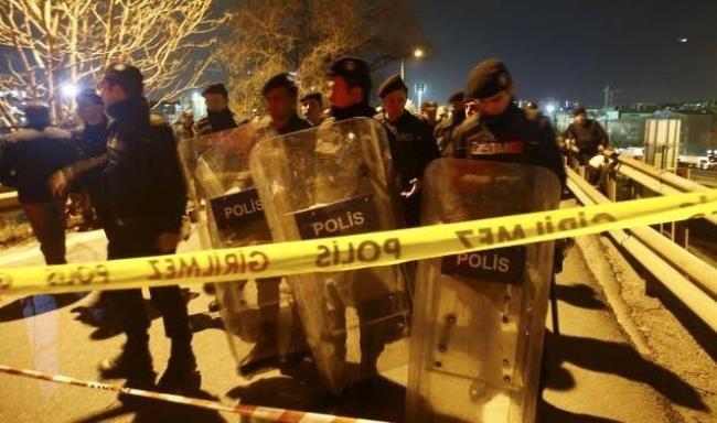 Ga Thổ Nhĩ Kỳ bị đánh bom vào giờ cao điểm 1