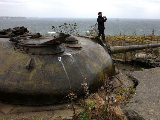 Nga xây căn cứ quân sự hiện đại trên đảo tranh chấp với Nhật 1