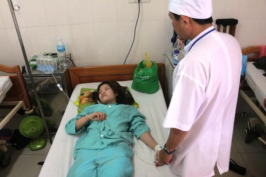Khánh Hòa: Ngộ độc khí CO, 17 công nhân phải nhập viện 1
