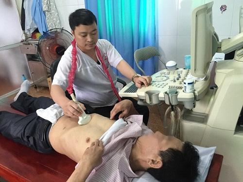 Hành nghề siêu âm trái phép, điều dưỡng bị phạt nặng 1
