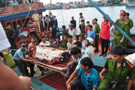 2 tàu cá từng bị cướp tấn công tại vùng biển ngư dân bị bắn chết 1