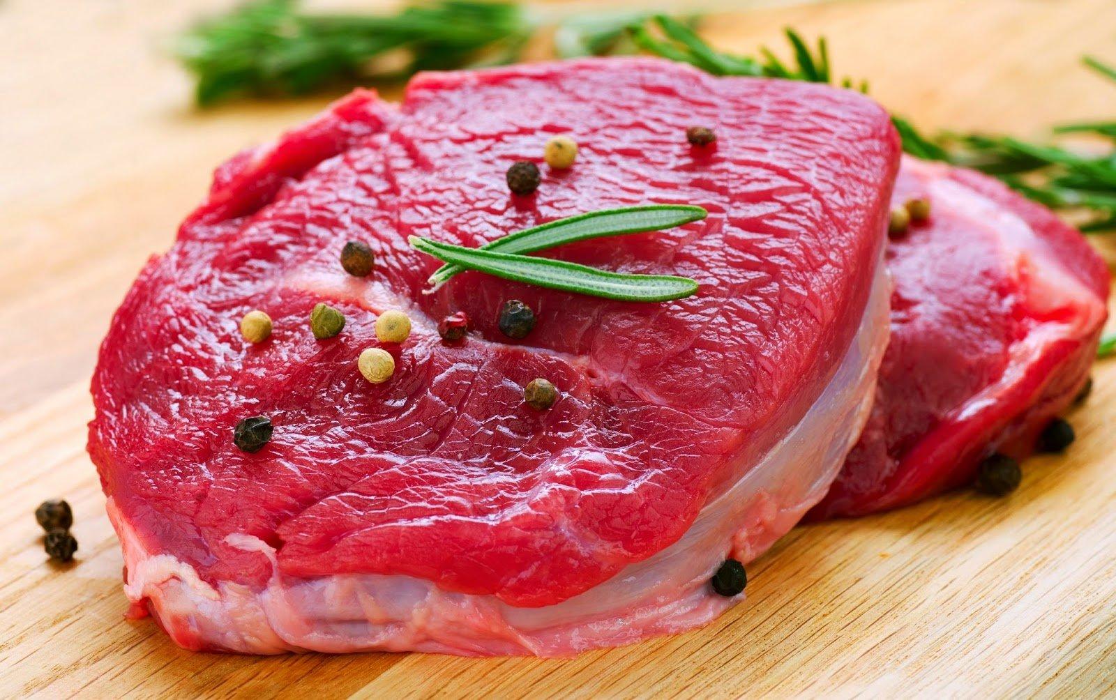 Kết quả hình ảnh cho thịt bò đỏ