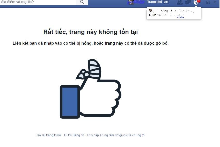 Facebook nói xấu Giám đốc công an Đồng Nai bị khóa 1
