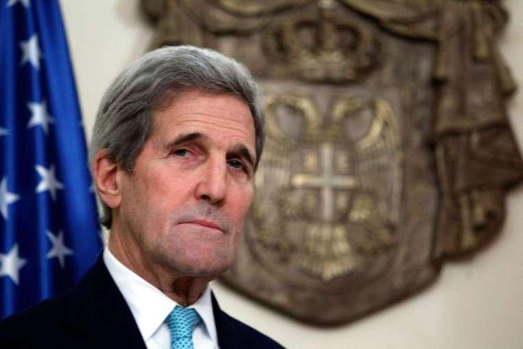 Ông John Kerry: Chỉ không kích sẽ không đánh bại IS 1