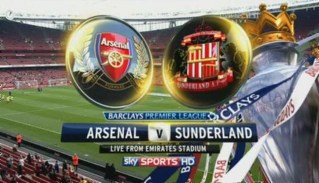 Link sopcast trận Arsenal vs Sunderland - 22h00 ngày 5/12 1
