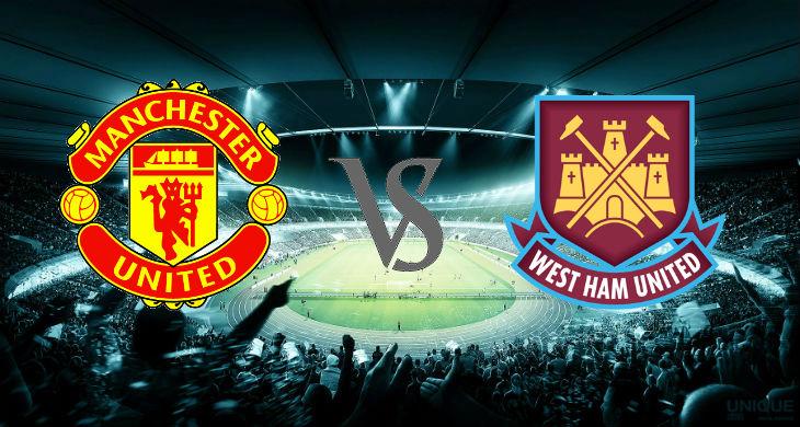 Manchester United vs West Ham United