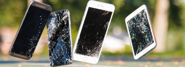 Lý giải nguyên nhân màn hình smartphone thường xuyên bị vỡ 1