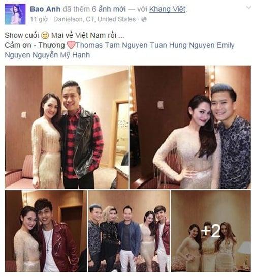 Facebook sao Việt: Angela Phương Trinh bất ngờ mặc váy cưới 6