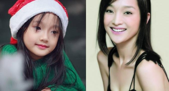 Bé gái Việt chụp ảnh Noel gây sốt cư dân mạng 2
