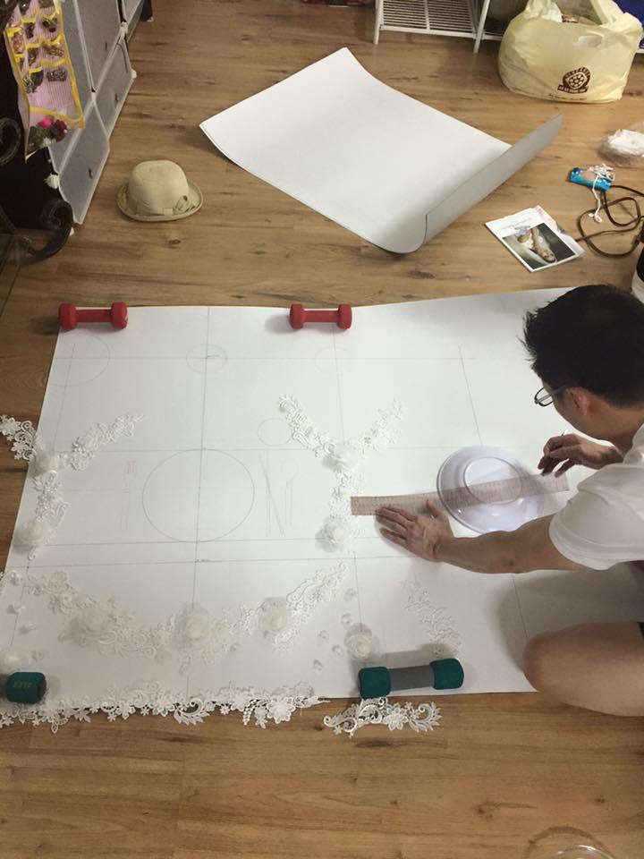 Phan Như Thảo chia sẻ hậu trường