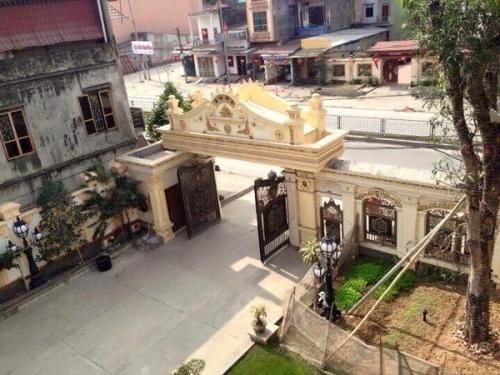 Biệt thự như cung điện của đại gia 7X Thái Nguyên 3