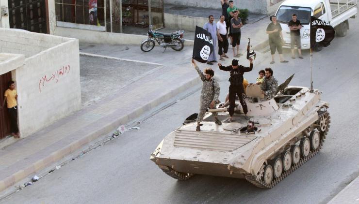 Hình ảnh Lộ tài liệu về cách IS xây dựng và cai trị Nhà nước Hồi giáo số 1