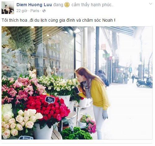 Facebook sao Việt: Ngọc Trinh và cách nhìn nhận về tình yêu 5