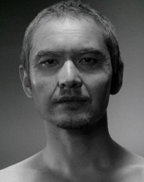 Bất ngờ với hình ảnh già nua của Huỳnh Hiểu Minh 2