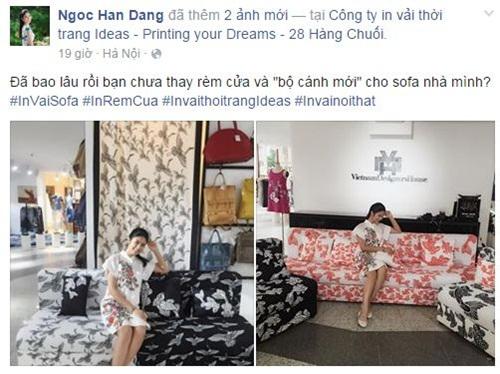 Facebook sao Việt: Ngọc Trinh và cách nhìn nhận về tình yêu 13