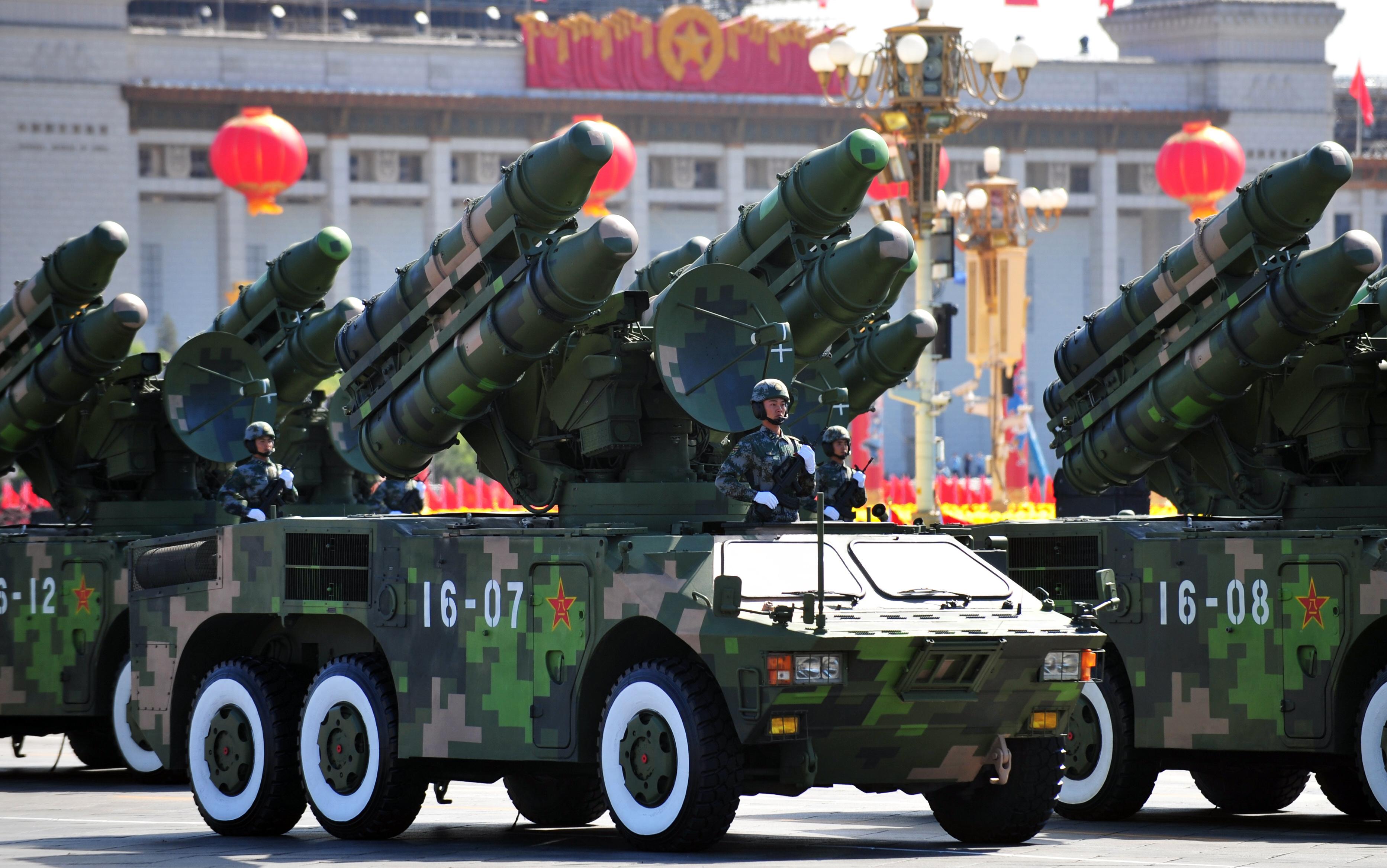 10 sự thật về quân đội Trung Quốc đương đại (P1) 1