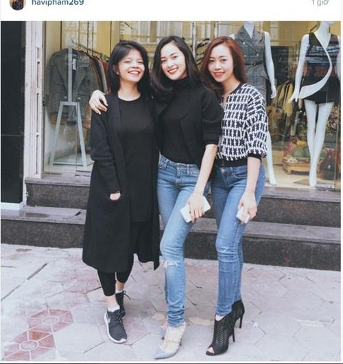 Facebook sao Việt: Hồ Ngọc Hà phủ nhận không hề ăn bánh dát vàng 5