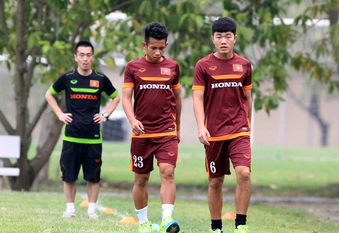 U23 Việt Nam: Xuân Trường tái phát chấn thương 1