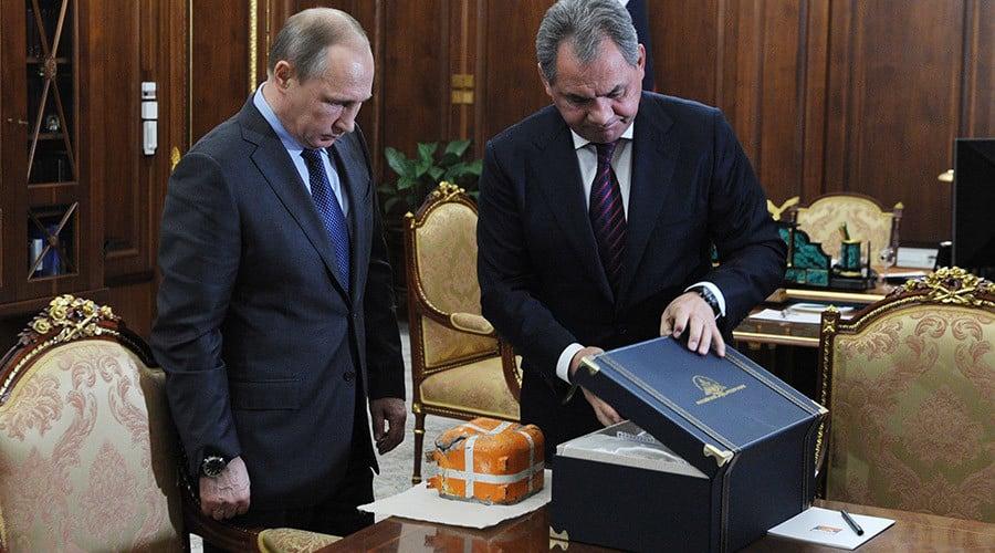 TT Putin: Hộp đen Su-24 tiết lộ sự phản bội của Thổ Nhĩ Kỳ 1