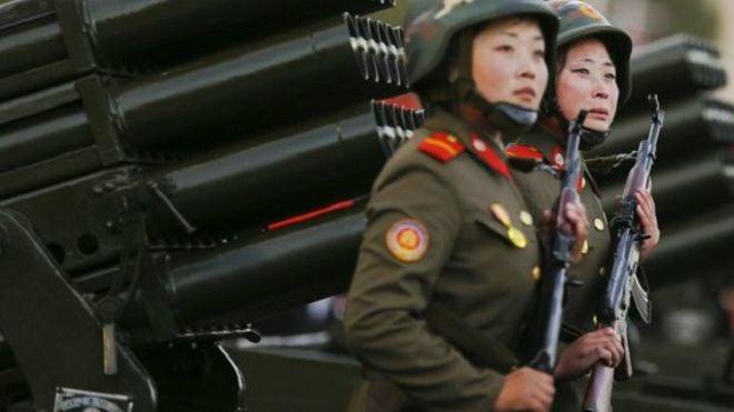 Mỹ tăng cường trừng phạt Triều Tiên vì buôn vũ khí 1
