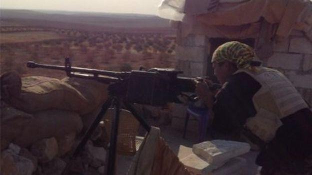 Bị phụ bạc, thanh niên Trung Quốc sang Syria chống IS 3