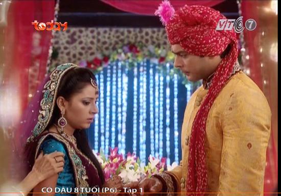 Cô dâu 8 tuổi phần 6 tập 1: Shiv và Anandi hạnh phúc trong ngày vui, Jagdish trắng tay 5