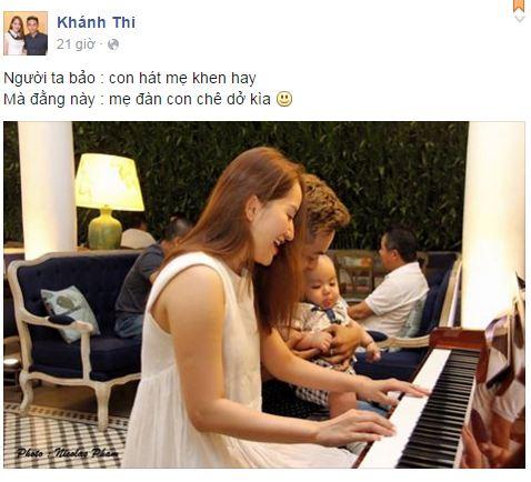 Facebook sao Việt: Vợ chồng Tăng Thanh Hà hạnh phúc xuống phố 2