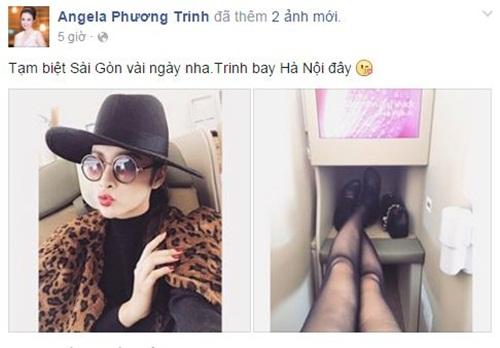 Facebook sao Việt: Vợ chồng Tăng Thanh Hà hạnh phúc xuống phố 9