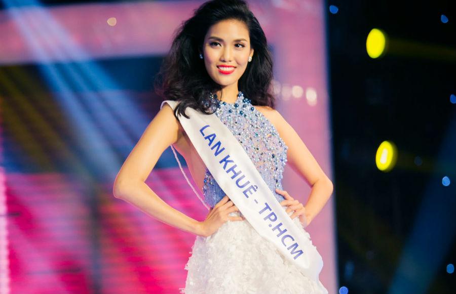 Những Hoa hậu có gia thế 'khủng' nhất showbiz Việt 1