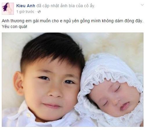 Facebook sao Việt: Khánh Thi - Phan Hiển 'trốn' con đi nghỉ dưỡng 11