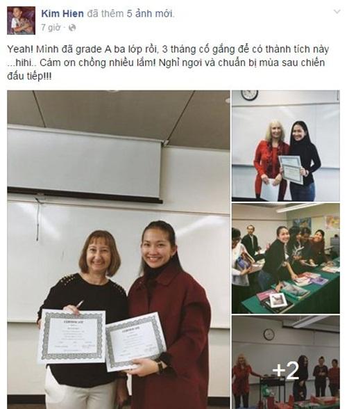Facebook sao Việt: Khánh Thi - Phan Hiển 'trốn' con đi nghỉ dưỡng 10