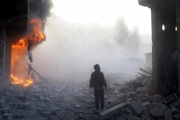 Phe đối lập Syria thông qua thỏa thuận đàm phán hòa bình với chính phủ 1