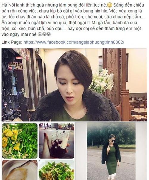 Facebook sao Việt: Khánh Thi - Phan Hiển 'trốn' con đi nghỉ dưỡng 14