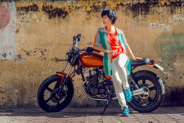 Hình ảnh Trang Hạ: Đàn bà 30 được viết trong 30 buổi chiều số 1
