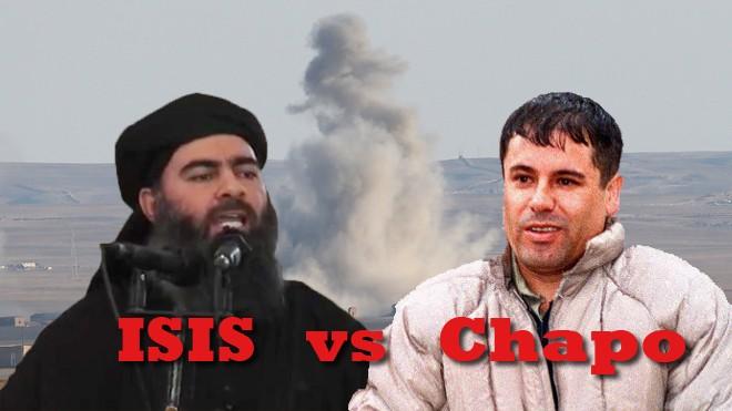 Trùm ma túy El Chapo gửi thư tuyên chiến với thủ lĩnh tối cao IS 1