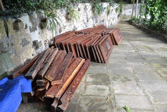 Cận cảnh tháo dỡ biệt phủ 100 tỷ của đại gia vàng ở Đà Nẵng 9
