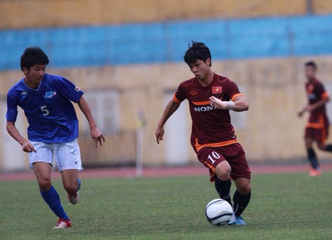 U23 Việt Nam thua trận thứ 2 liên tiếp trước đội bóng hạng tư Nhật Bản 1