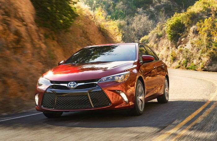 Hình ảnh Xe Toyota an toàn nhất năm 2016 số 1