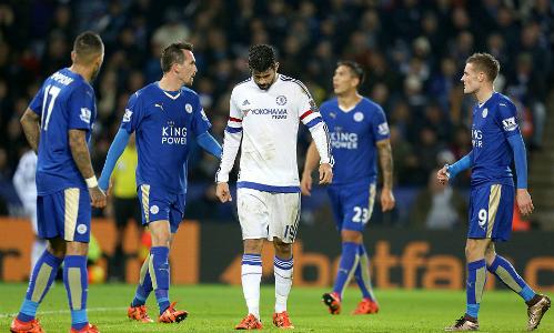 Thua Leicester City,  Chelsea rơi xuống đáy bảng xếp hạng 1