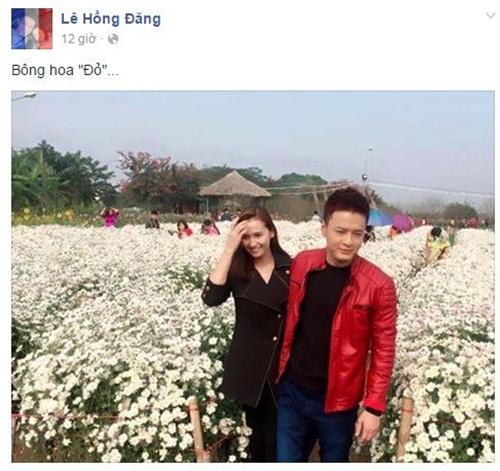 Facebook sao Việt: Tình mới Cường Đô la tươi rói xuống phố 6