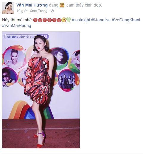 Facebook sao Việt: Tình mới Cường Đô la tươi rói xuống phố 12