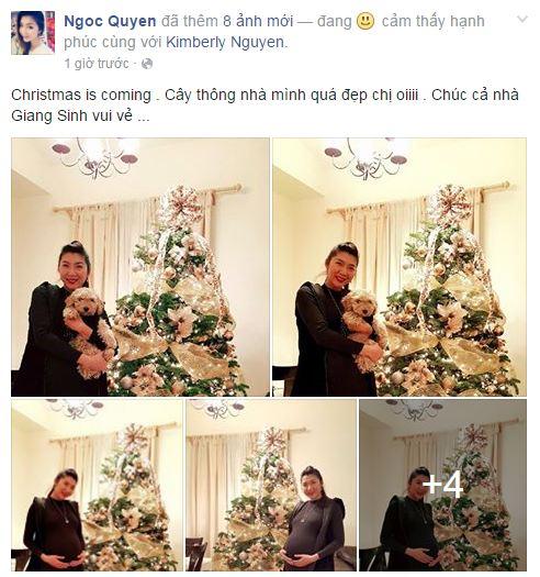 Facebook sao Việt:  Midu rạng rỡ sau tin đồn chia tay với Phan Thành 8