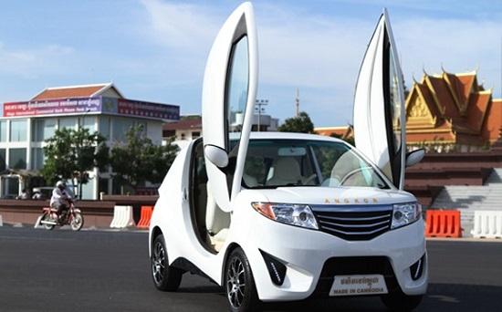 5 mẫu ô tô trăm triệu 'khuấy đảo' thị trường năm 2015 2
