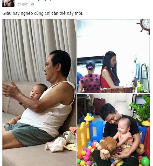 Facebook sao Việt:  Midu rạng rỡ sau tin đồn chia tay với Phan Thành 14
